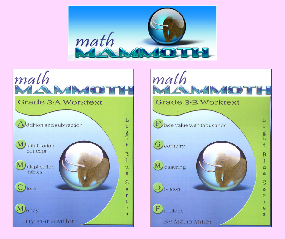 math mammoth 3