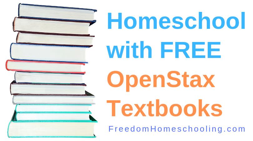 Free OpenStax Textbooks
