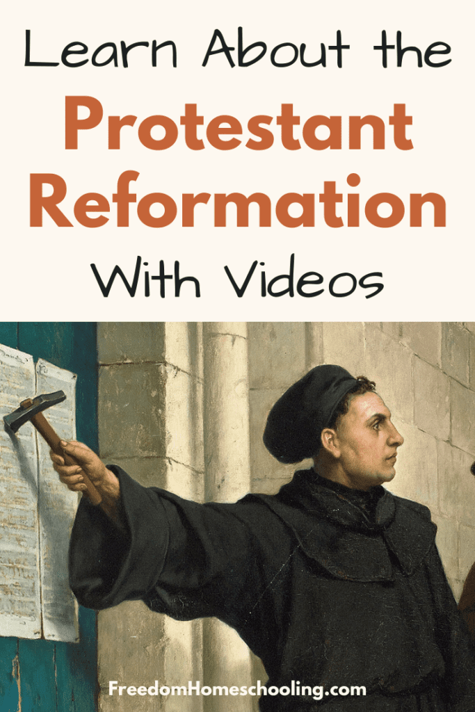 Learn About the Reformation With Videos