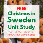 Free Christmas in Sweden Unit Study