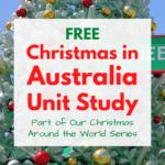 Free Christmas in Australia Unit Study