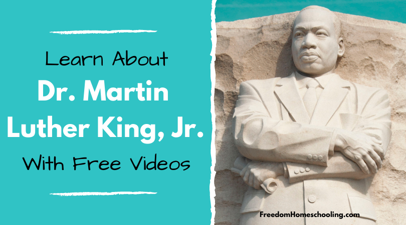 Dr. Martin Luther King, Jr. Videos