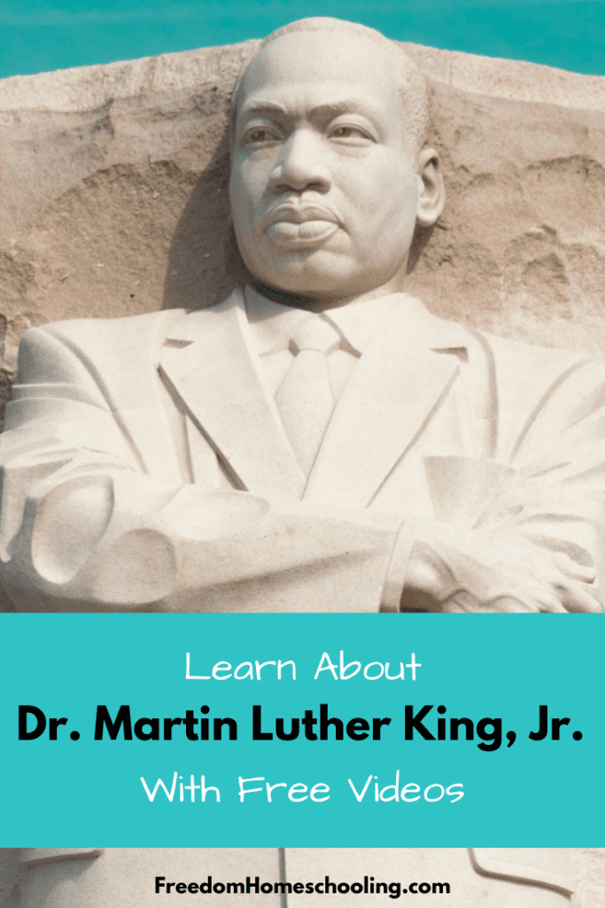 Learn about Martin Luther King Jr. With Free Videos