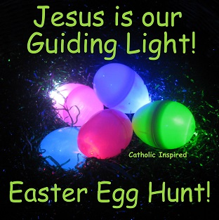 Jesus is our guiding light!