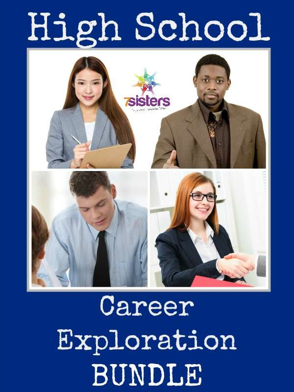 7Sisters Career Exploration Bundle