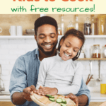 Teach Your Kids to Cook with Free Resources