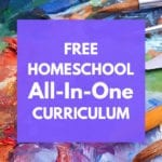 free homeschool all-in-one curriculum
