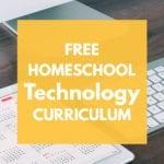 Free Homeschool Technology and Computer Currciulum