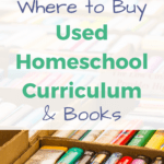 Where to buy used homeschool books and curriculum