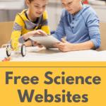 free science websites for homeschoolers