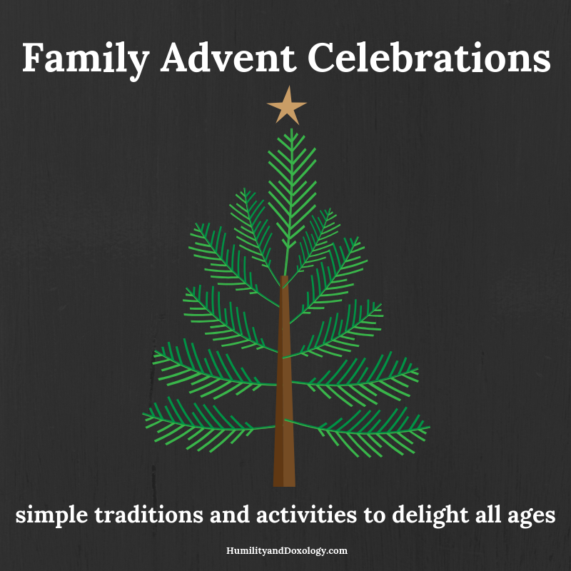 family Advent celebrations