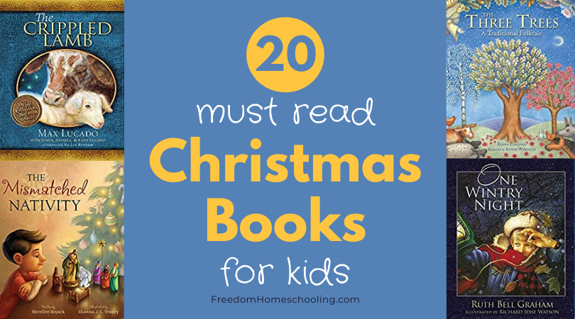 Must Read Christmas Books for Kids