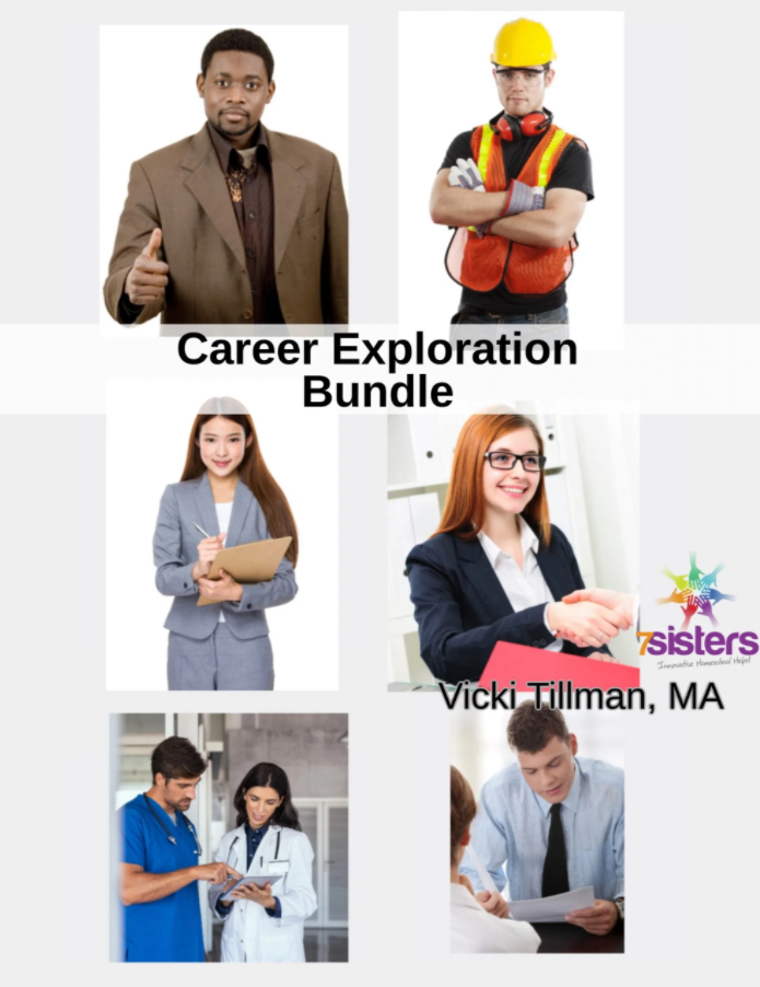 Career Exploration Curriculum Bundle