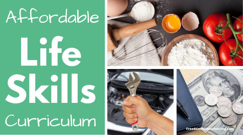 Affordable Life Skills Curriculum