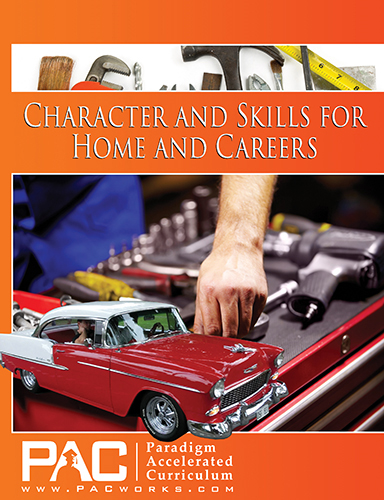 PAC Character and Skills for Home and Careers