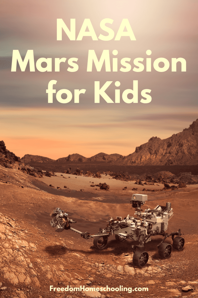 NASA Mars Mission for Kids