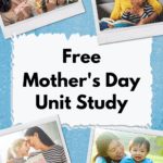 Free Mother's Day Unit Study